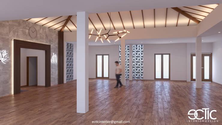 Masjid Tasik:   by Ectic