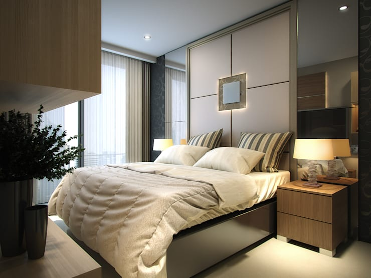 Bedroom by Ectic