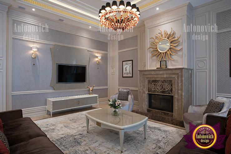 World Class Interior Design:   by Luxury Antonovich Design