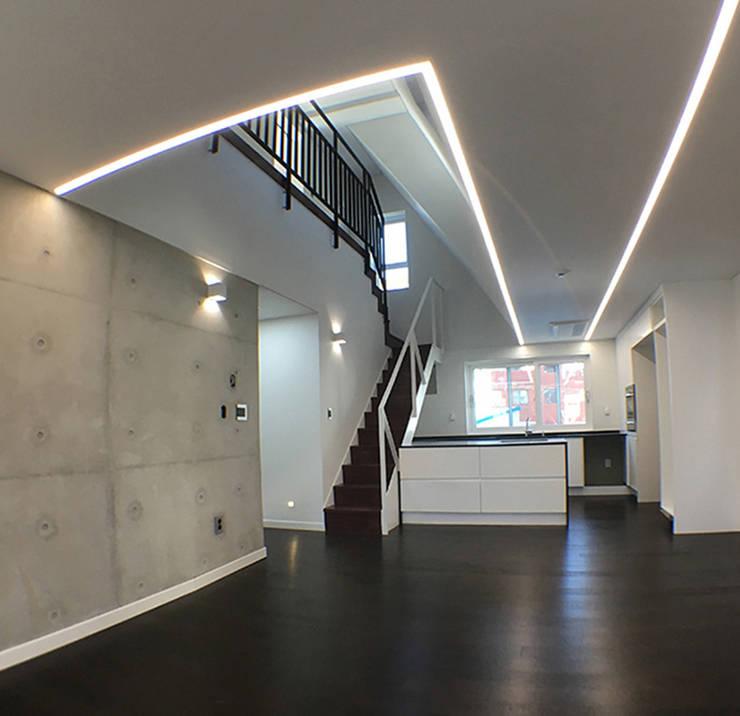 소현대재: 건축사사무소 지음의  주방