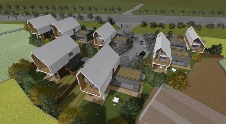 고성동 단독주택단지: 건축사사무소 지음의