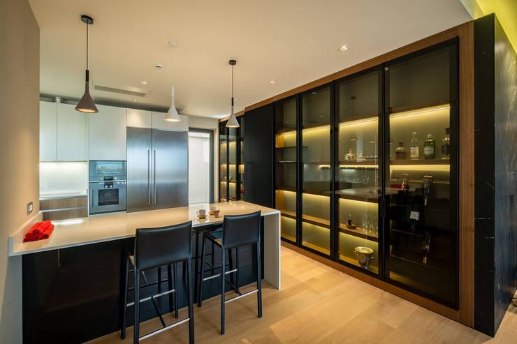 Kitchen by Slash Architects