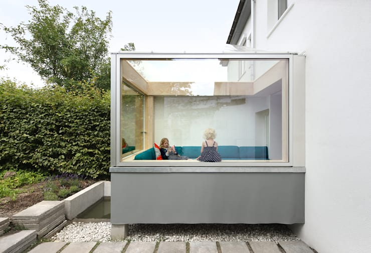 by AMUNT Architekten Martenson und Nagel Theissen BDA