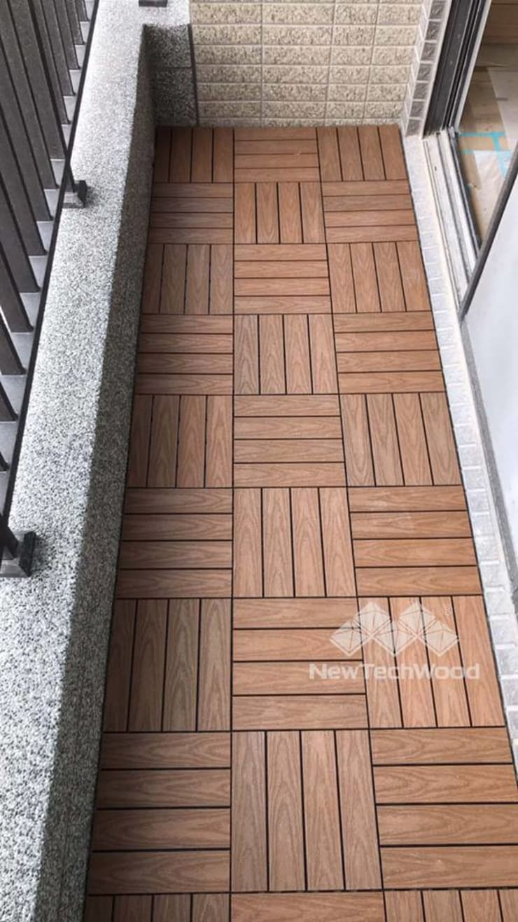 by 新綠境實業有限公司 Scandinavian Wood-Plastic Composite