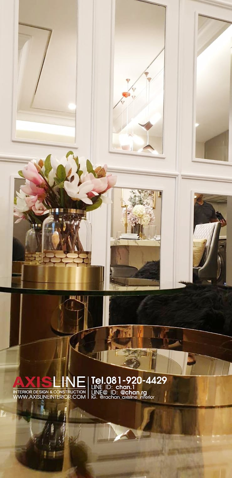 ออกแบบ และรับเหมา ตกแต่งภายใน RHYTHM Rangnam Owner : คุณศิริพร :  ตกแต่งภายใน by บริษัทแอคซิสลาย จำกัด
