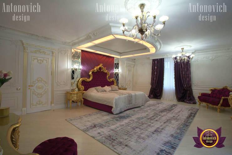 Luxurious Mansion Design:   by Luxury Antonovich Design