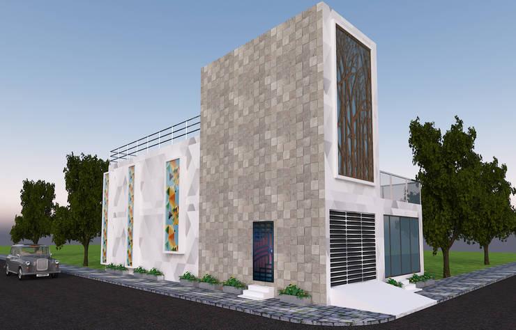 Houses by Gurooji Designs
