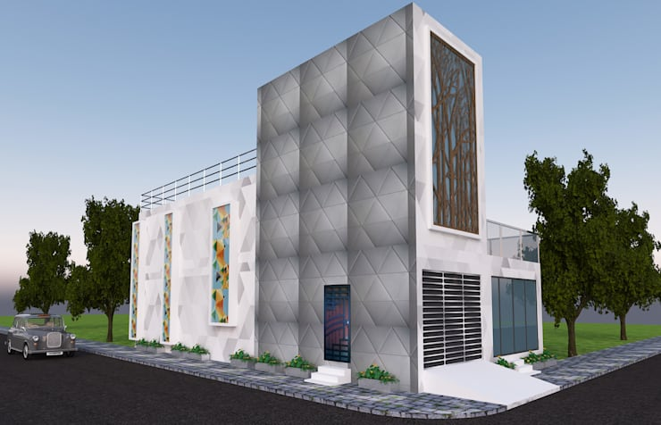 Houses by Gurooji Design
