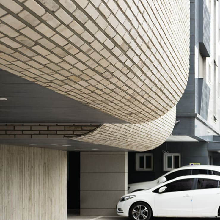 다다름 (aka 강녕재) | 점포주택: 보편적인 건축사사무소의  주택