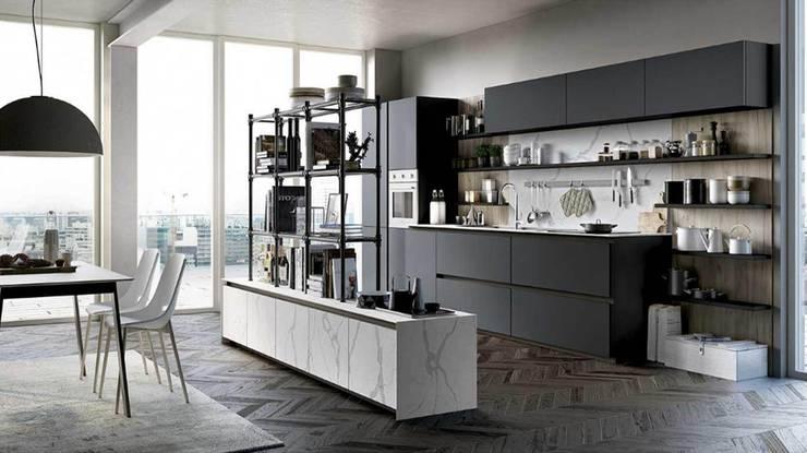 Vivere Italia - Progetto 2: Cocina de estilo  por BMAA