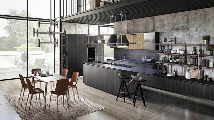 Vivere Italia - Progetto 1: Cocina de estilo  por BMAA