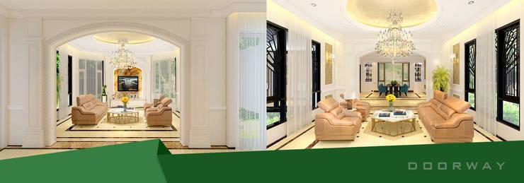 de estilo  de Kiến trúc Doorway