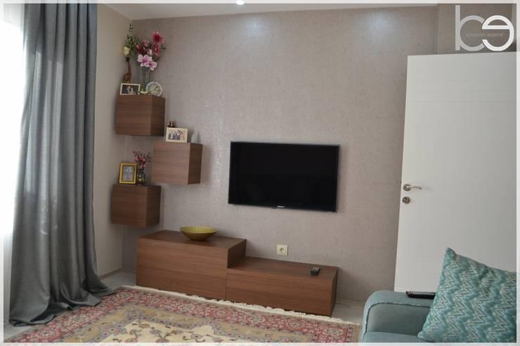 Bünyamin Erdemir Tasarım ve Uygulama – SN:BAHAR-HASAN CANER/2016:  tarz Oturma Odası