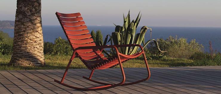 de estilo  de Design Latam, Moderno Aluminio/Cinc