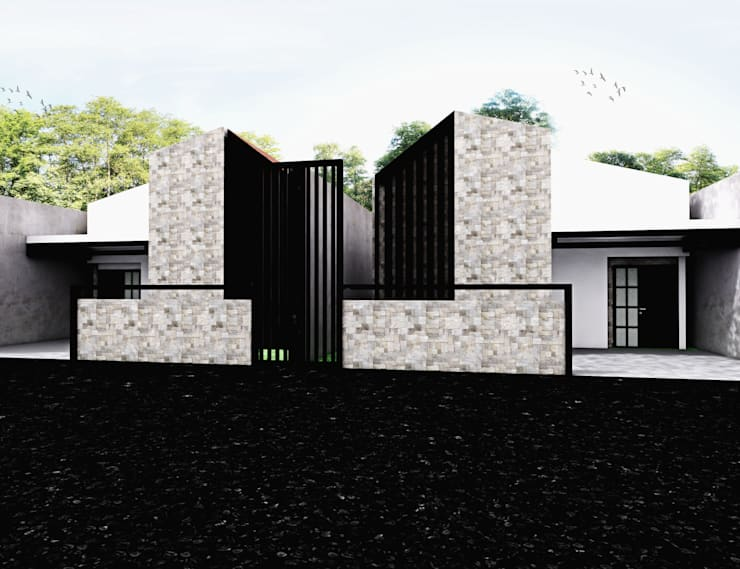 Small houses by r.studio