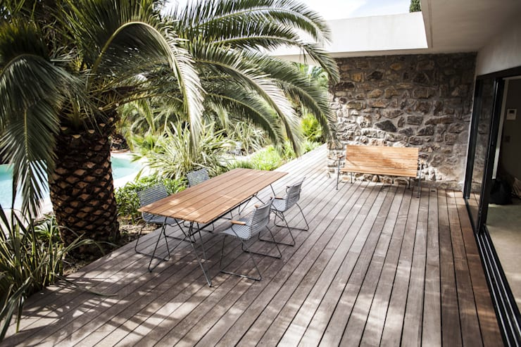 de estilo  de Design Latam, Moderno Bambú Verde