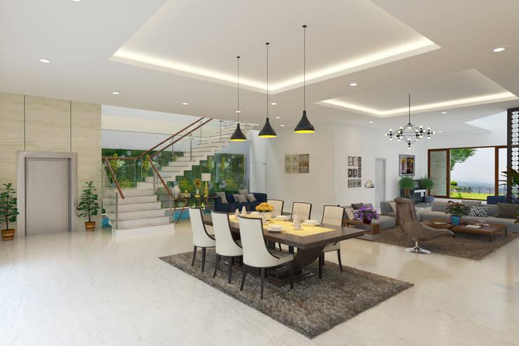 Interior Rumah Semarang:   by Arsitekpedia