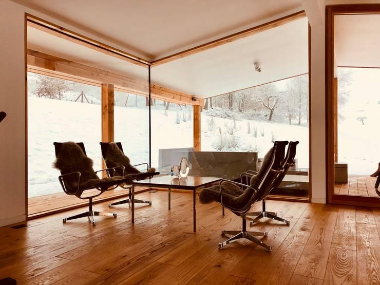 Studeerkamer/kantoor door Karl Kaffenberger Architektur | Einrichtung