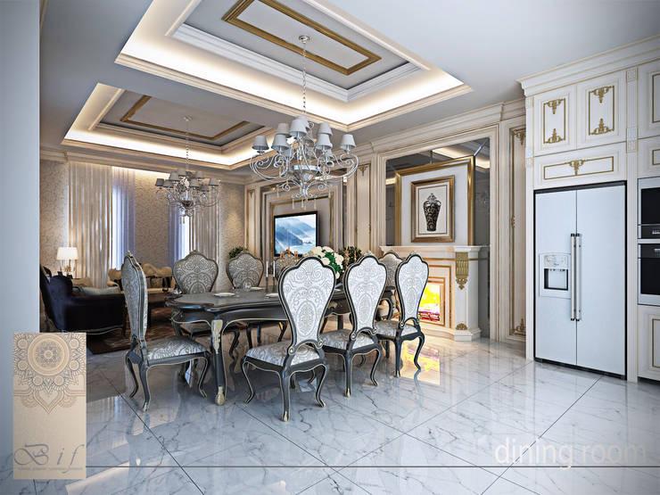 Rumah Tinggal Gandaria:  Ruang Makan by Studio Ardhyaksa