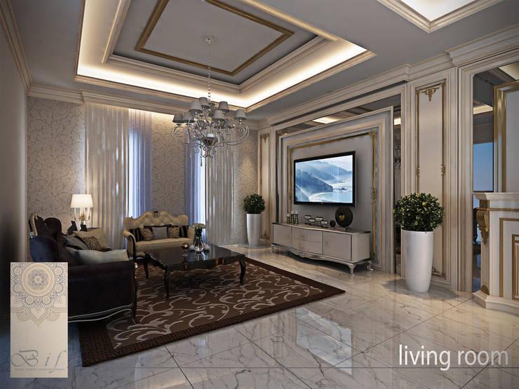 Rumah Tinggal Gandaria:  Ruang Keluarga by Studio Ardhyaksa