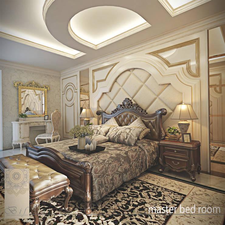 Rumah Tinggal Gandaria:  Kamar Tidur by Studio Ardhyaksa