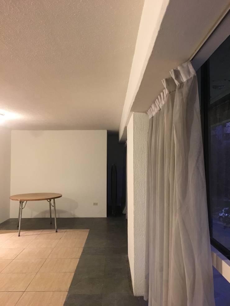 Cortinas anteriores: Salas multimedias de estilo  por Graciela Ferrada