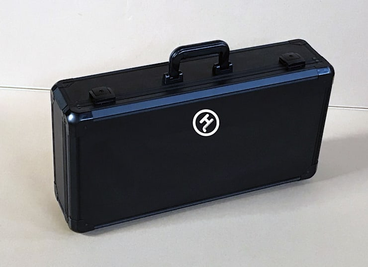 智能測量系統-專屬測繪提箱:   by 希爾達國際HILDA INTERNATIONAL CO. LTD