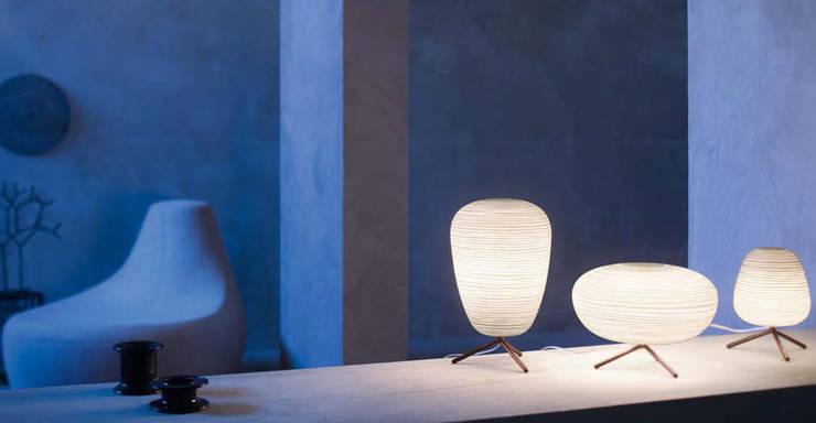 Foscarini燈具:意大利客廳吊燈,高端進口燈具:  客廳 by 北京恒邦信大国际贸易有限公司