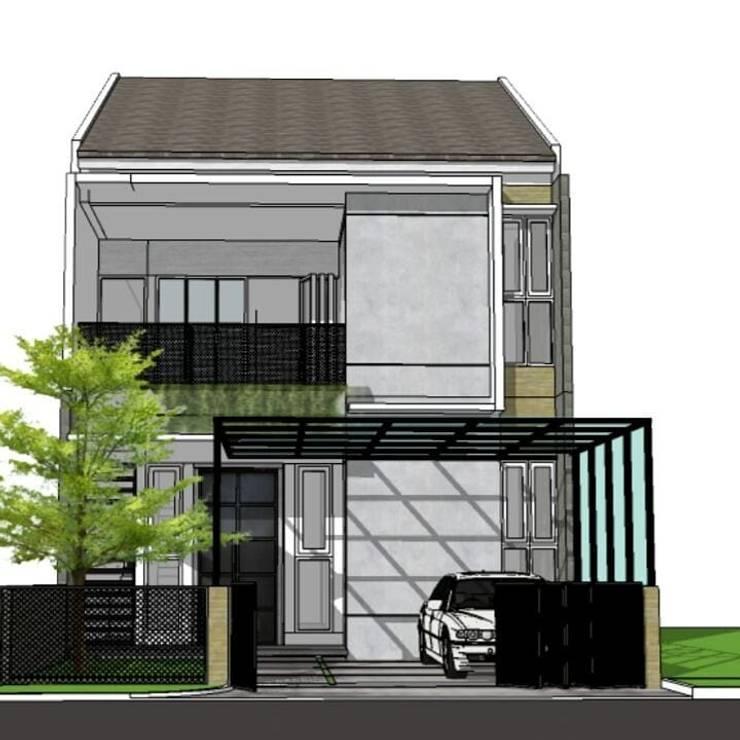 Konsep rumah :   by Koloni Tri Arsitama