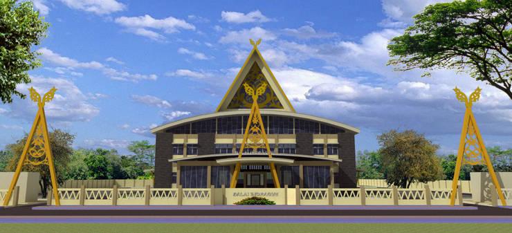 Balai Indragiri – Riau :   by Koloni Tri Arsitama