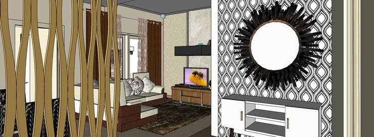 Ruang keluarga:   by Koloni Tri Arsitama