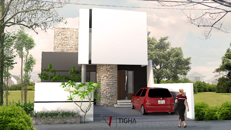 N. House:   by Tigha Atelier
