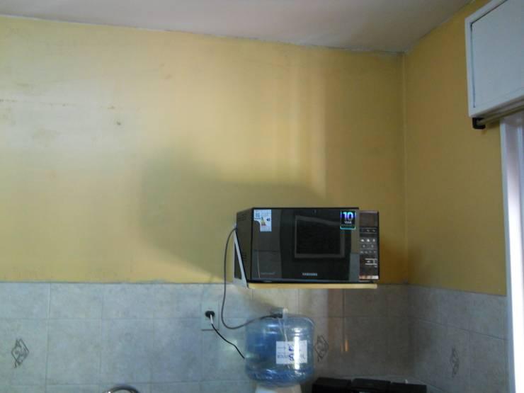 microondas:  de estilo  por Ponce Interiores