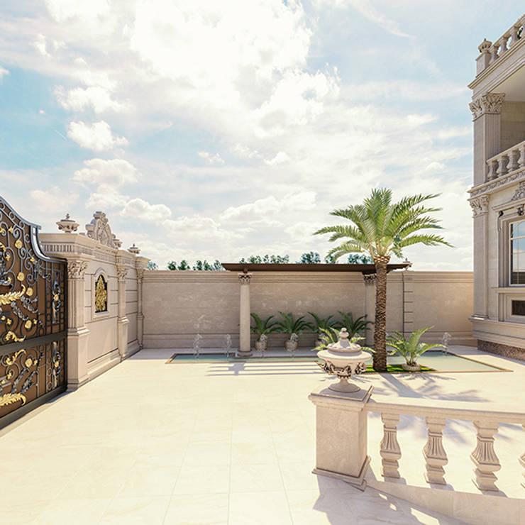 de estilo  por Luxury Antonovich Design , Clásico