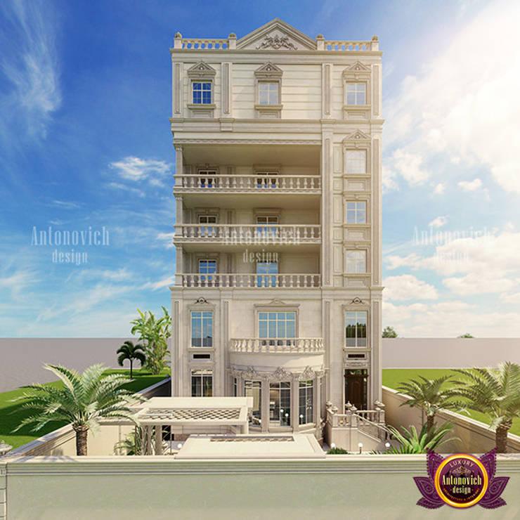 Magnificent Facade Design:   by Luxury Antonovich Design