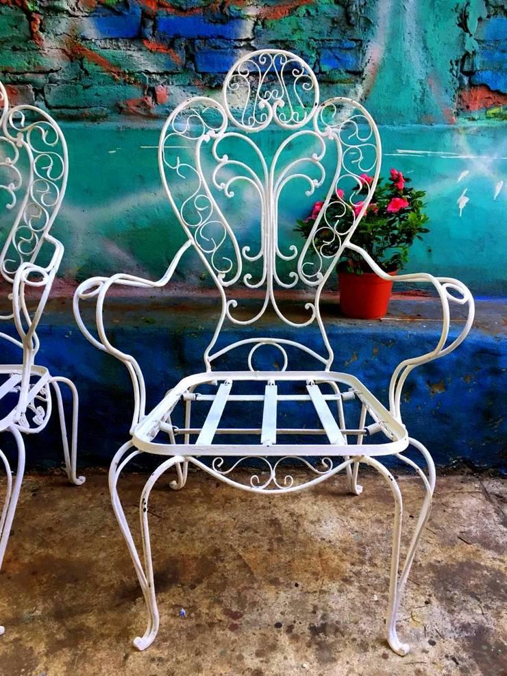 de Muebles eran los de antes - Buenos Aires Rústico Hierro/Acero