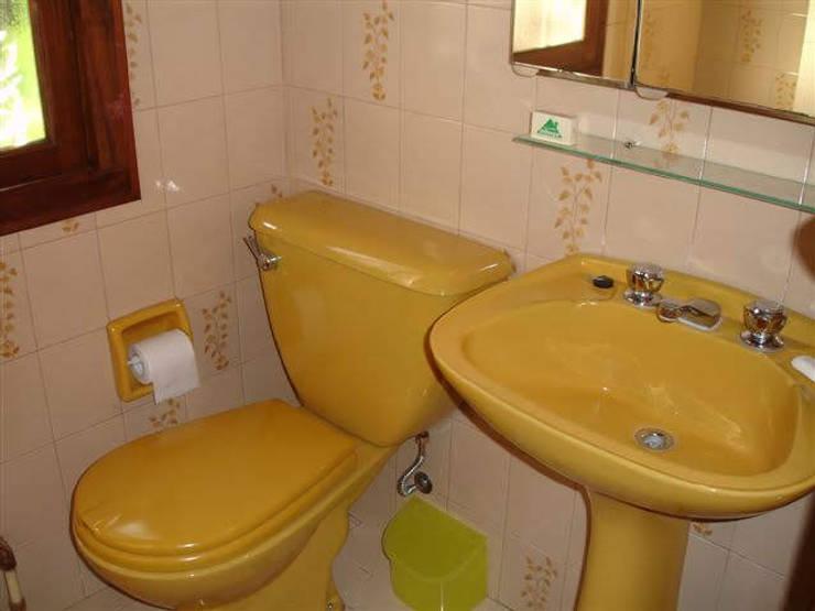 2° baño:  de estilo  por MSBergna.com,