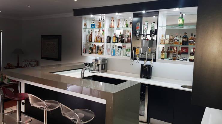 Bar :  Wine cellar by ilisi   Interior Architectural Design,