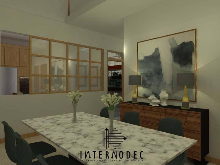 Dining room by Internodec
