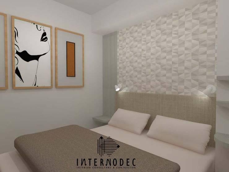 Children's bedroom 2:  Kamar tidur anak by Internodec