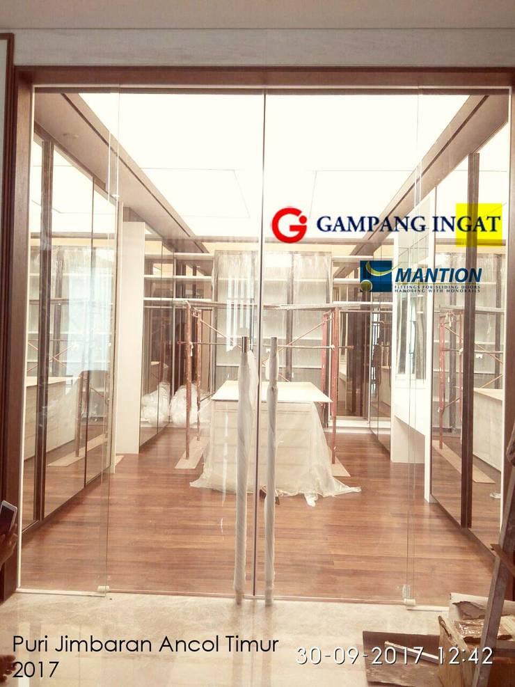 Windows & doors by Gampang Ingat,