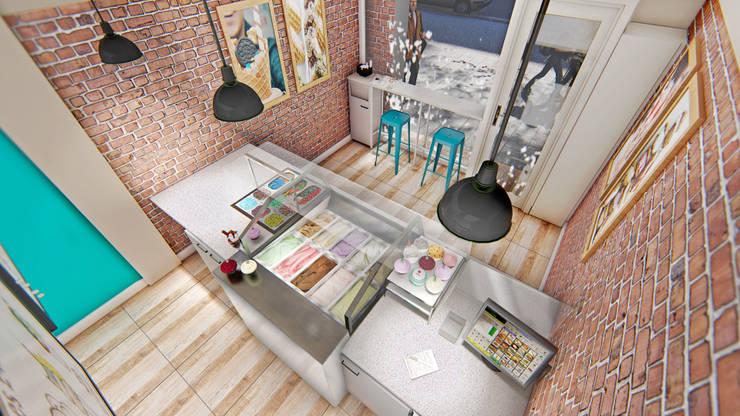 Zona de atención:  de estilo  por Lagom Studio