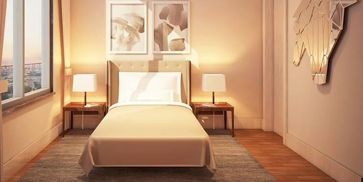ezgi yüce mimarlik aş. – İnistanbul:  tarz Yatak Odası