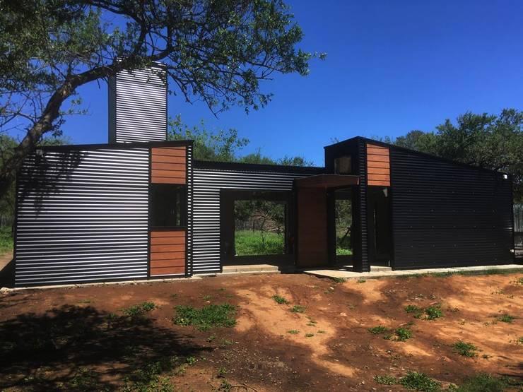 Vivienda Familiar - Las Corzuelas.: Casas de estilo  por Acedur,