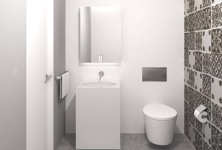 ezgi yüce mimarlik aş. – NEF POINTS 98:  tarz Banyo