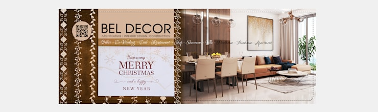 Bel Decor Banner:   by Bel Decor