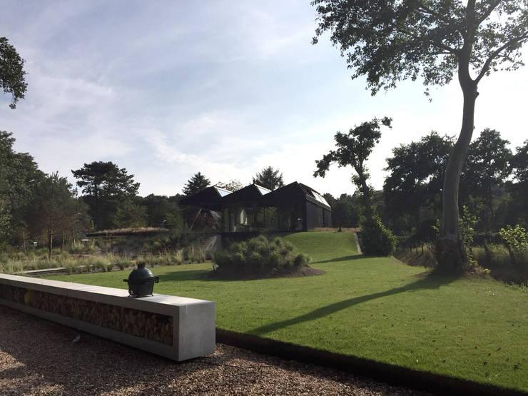 Garden in Schoorl  |  The Netherlands:  Garden by Andredw van Egmond  |  designing garden and landscape
