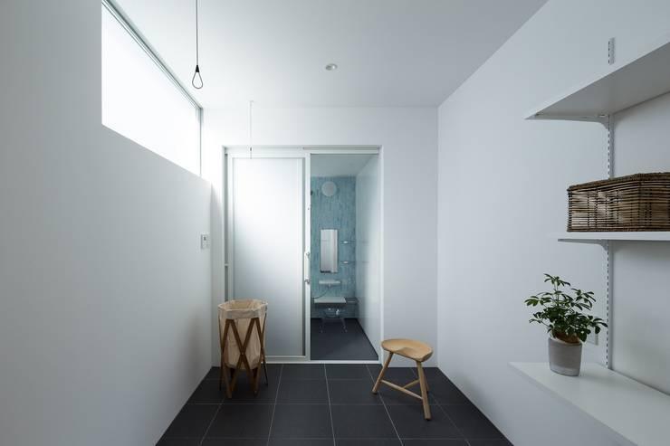 e do design 一級建築士事務所의  욕실