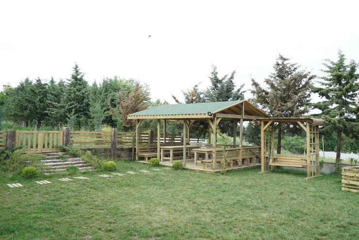 Projekty,  Ogród zaprojektowane przez MOVİ evleri
