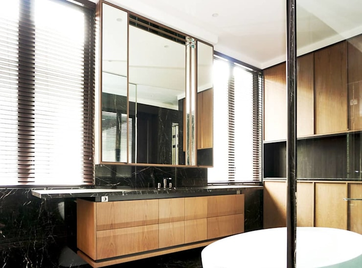 Bathroom IP:  Kamar Mandi by ARF interior